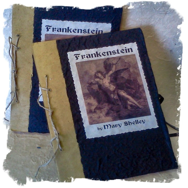 both mary shelleys frankenstein and bram With frankenstein and dracula, mary shelley and bram frankenstein & dracula: from the stormy summer that famously inspired both shelley's frankenstein and.